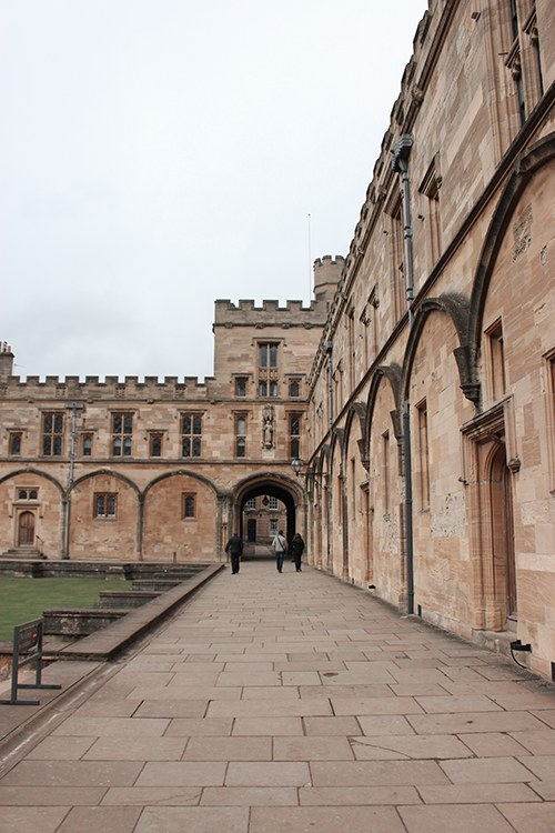Oxford desde Londres por libre