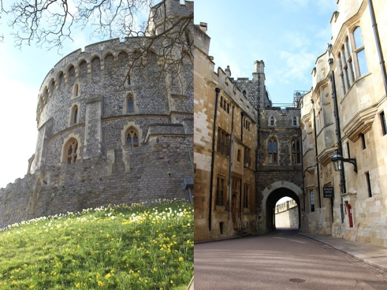Visita al Castillo de Windsor