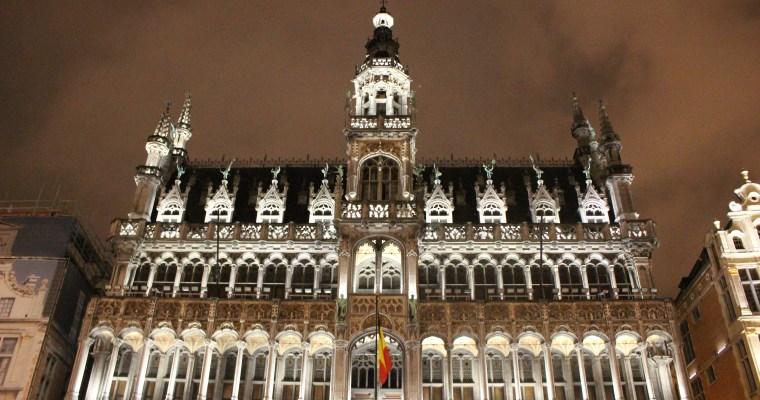 Mi viaje a Bruselas: Cuando los viajes no salen como los planeamos