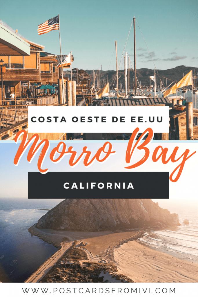 Morro Bay en California, una parada imperdible de la costa oeste