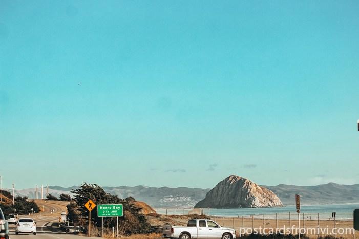 Visitando Morro Bay en California