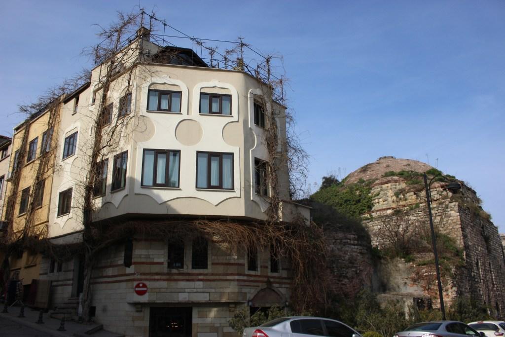 Dónde alojarse en Estambul? Hotel Empress Zoe