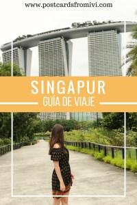 Datos y recomendaciones para viajar a Singapur