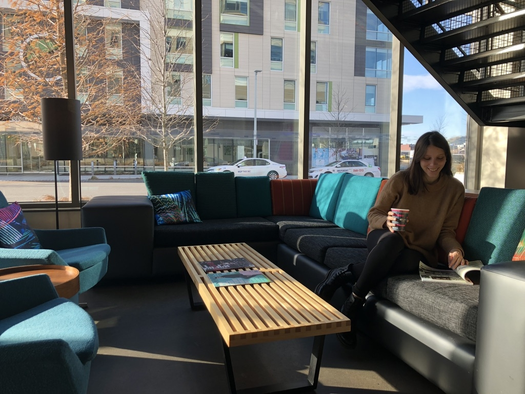 Aloft Boston Seaport - Hotel Review