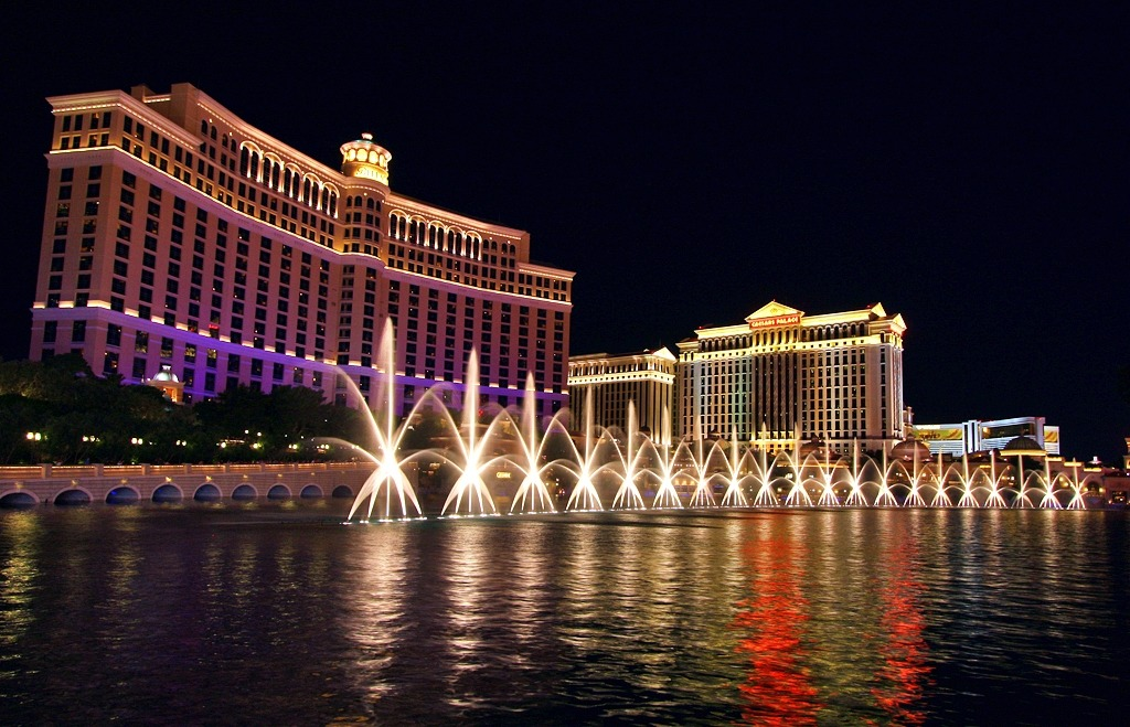 Las Vegas Resorts bellagio