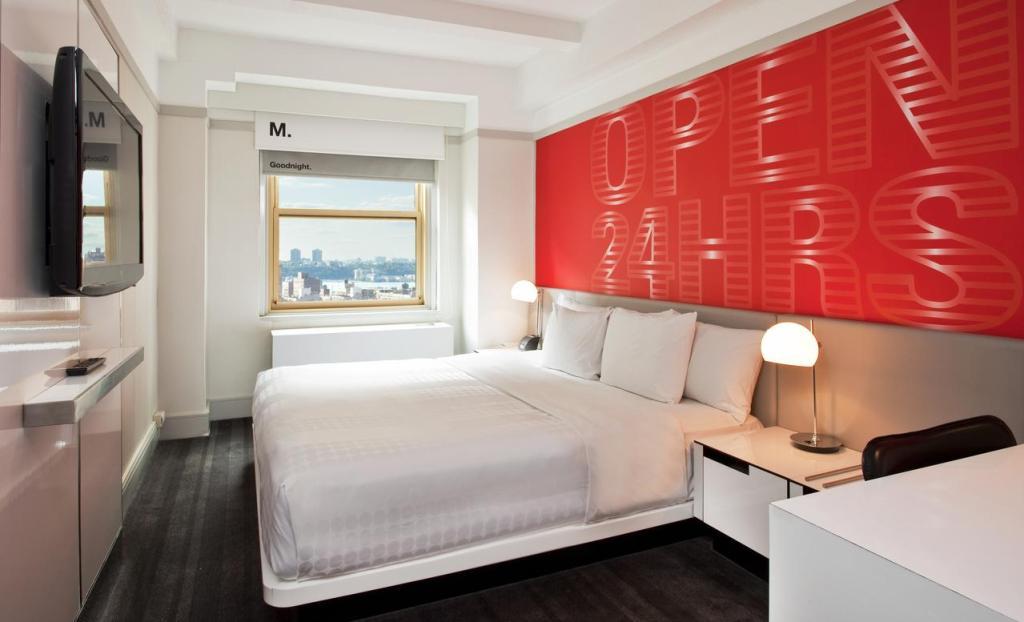 Hoteles baratos en Nueva York cerca de Times Square
