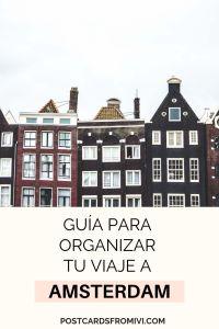 Guía para visitar Amsterdam en 2 días