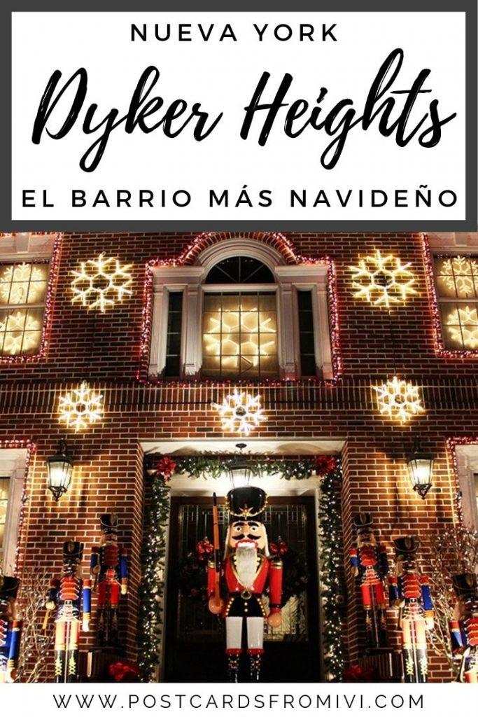 Cómo visitar Dyker Heights, el barrio con más luces de Navidad en Nueva York