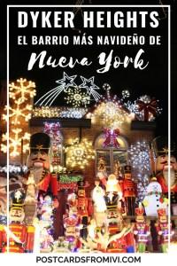 Dyker Heights: el barrio con más luces de Navidad en Nueva York