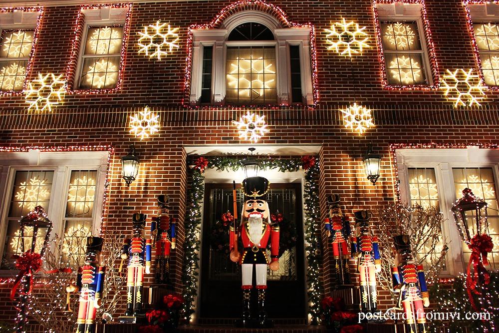Dyker Heights, el barrio con más luces de Navidad en Nueva York