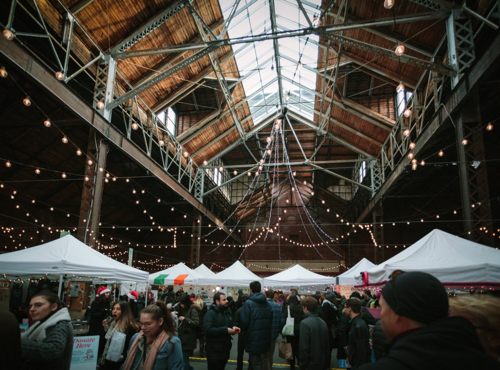 SoWa Boston Best Christmas Markets in the United States