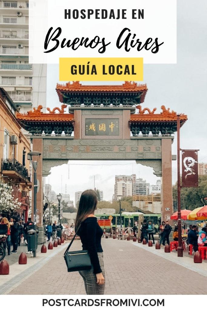 Dónde alojarse en Buenos Aires: Mejores barrios y hoteles