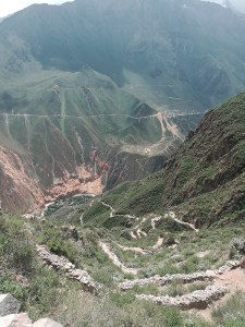 Trekking through the Colca Canyon for free or on tour