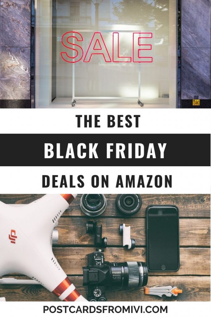 Amazon Black friday deals for travelers