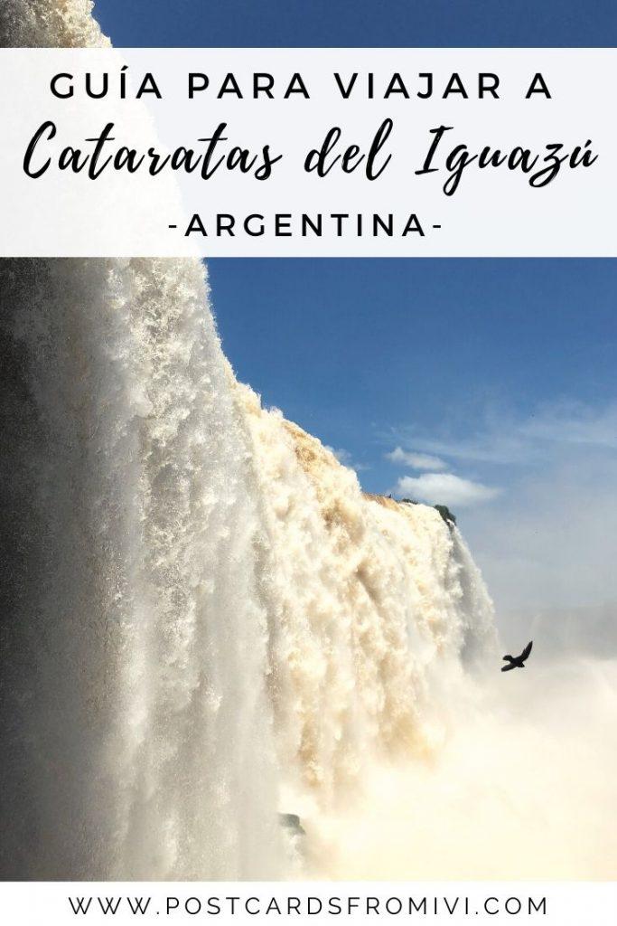 Guía para visitar las Cataratas del Iguazú lado argentino