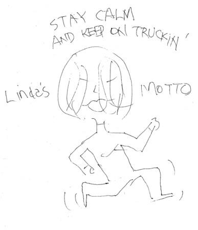 Linda's-Motto