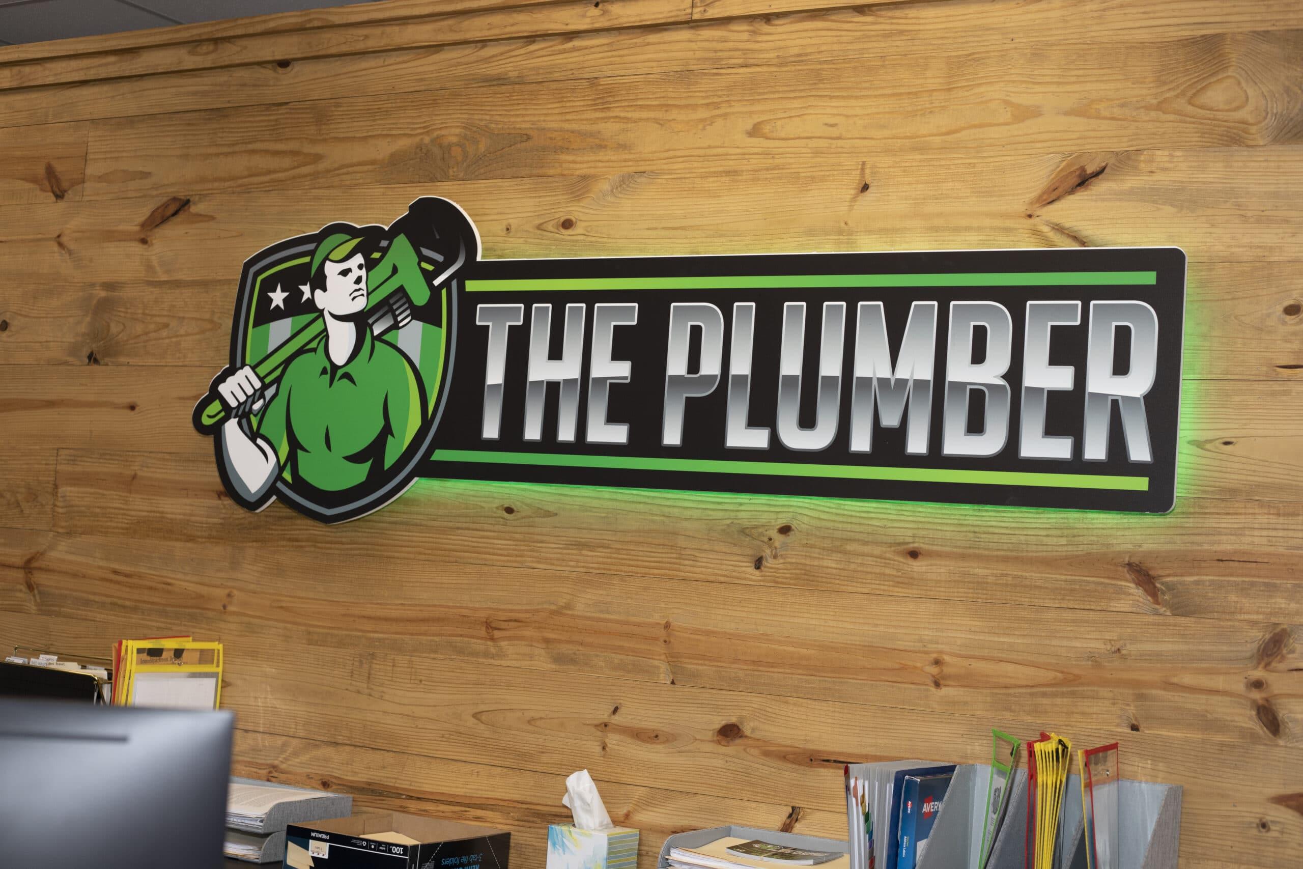 The Plumber Huntsville Texas