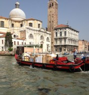 Working Venice