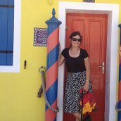 Enjoying Burano's Colorful Tradition