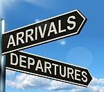 Arrival Departures