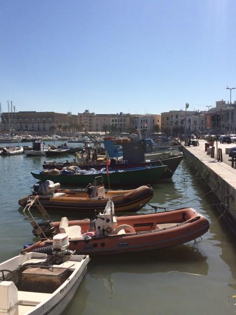 Puglia Trani marina -Photo Victoria De Maio