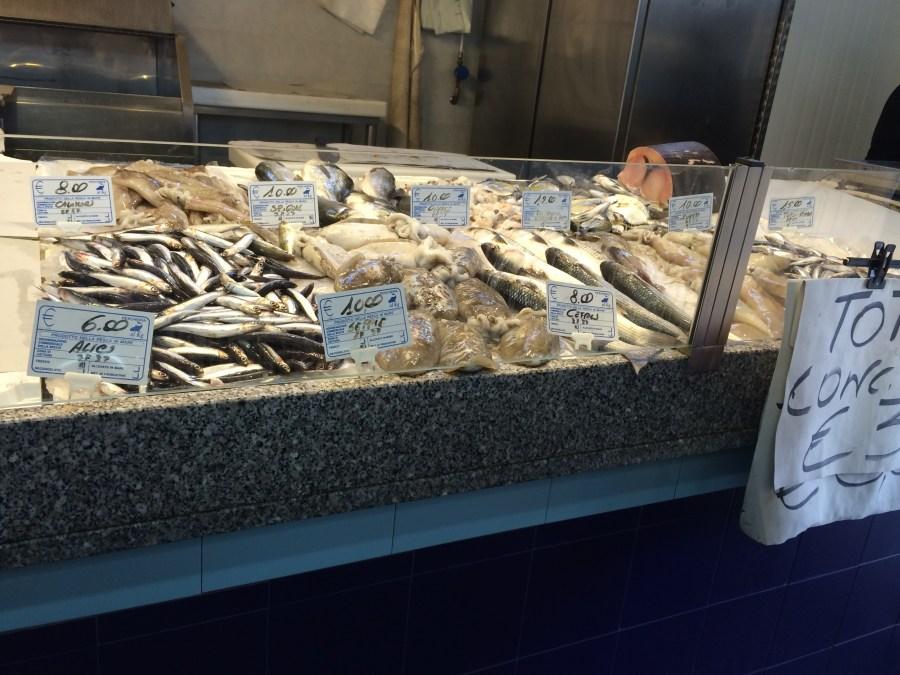 Puglia - Lecce market