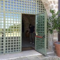 Entrance to Li Veli...