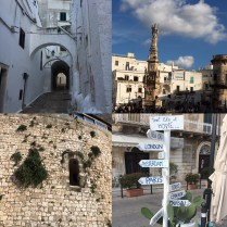 "The ""white city"", Otranto"