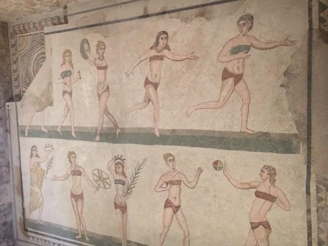 Sicily: Roman Villa del Casale