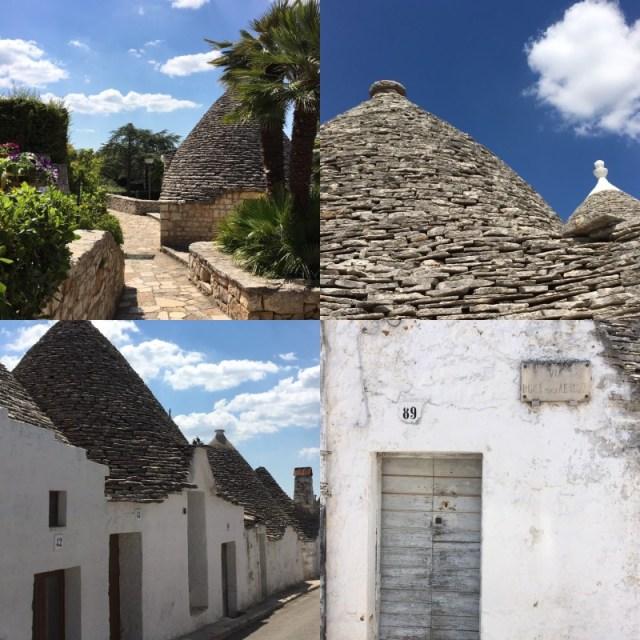 Puglia Alberobello Collage 2