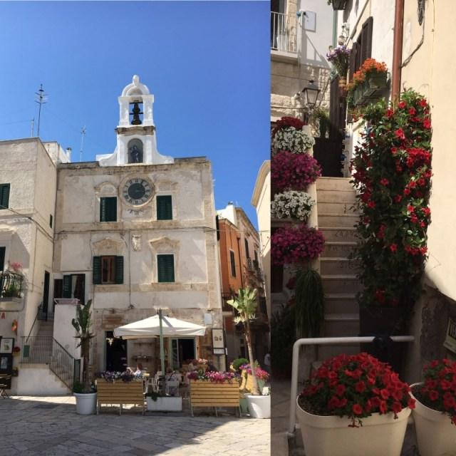 Puglia Polignano Collage 2