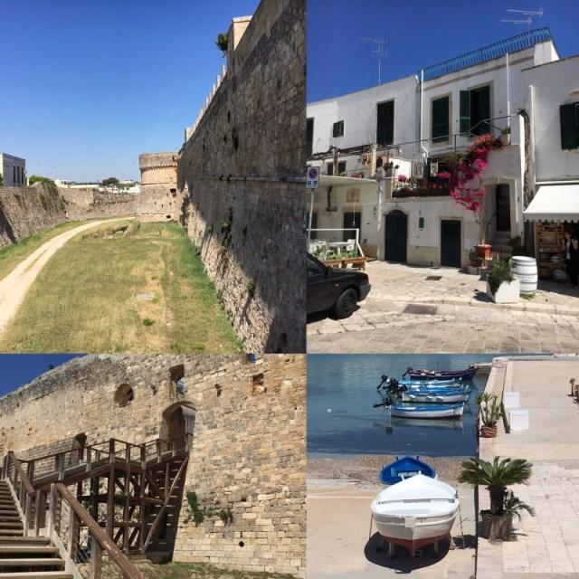 Puglia Otranto Collage 2