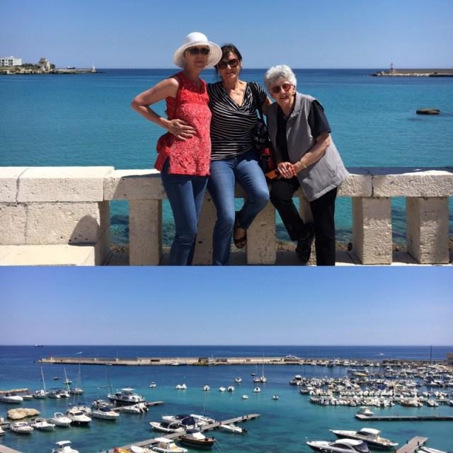 Puglia Otranto Collage 3