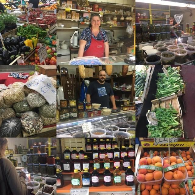 Puglia - Lecce Market Collage
