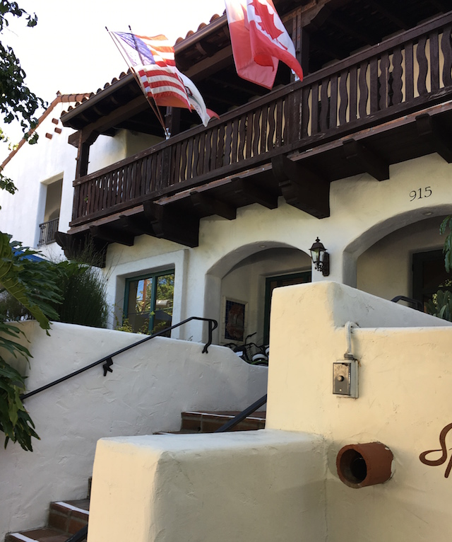 Spanish Garden Inn - Santa Barbara