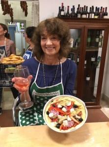 Patricia Loving Puglia!
