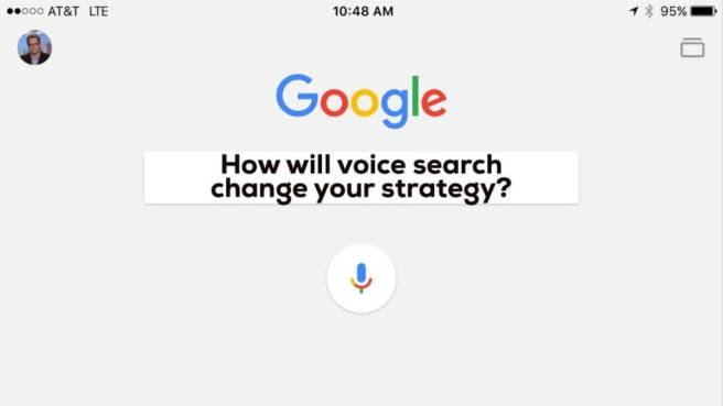 Voice Search Digital Content Social Media Marketing Strategy Quesenberry