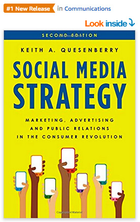 Quesenberry Social Media Strategy