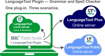 One LanguageTool Plugin. Three scenarios.