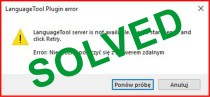 Most common errors of LanguageTool Plugin for SDL Trados Studio