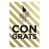 Ansichtkaart Congrats van By Bird