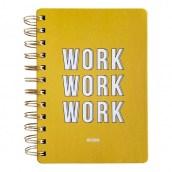 Notitieboek Work van Studio Stationery