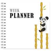 Planner Panda Bamboe van Nouk-san