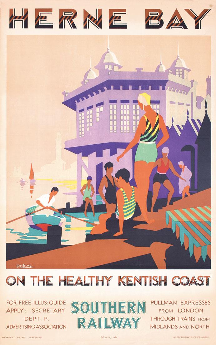 George Ayling, ca. 1928