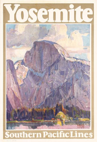 Southern Pacific - Yosemite, 1926