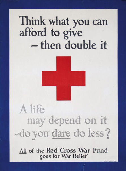 Today In History American Red Cross Founded In 1881 Vintage