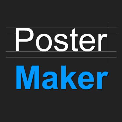 free online poster maker postermaker com