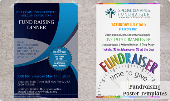 Fundraising Posters Templates Amp Downloads PosterMyWall