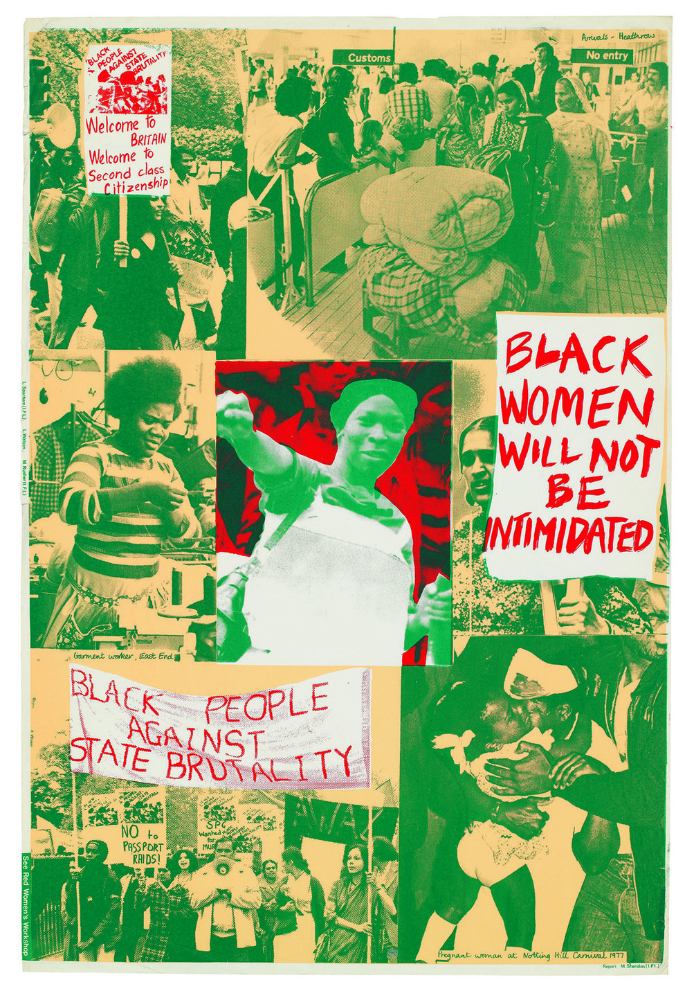 Feminist Posters Poster Poster Nothing But Posters