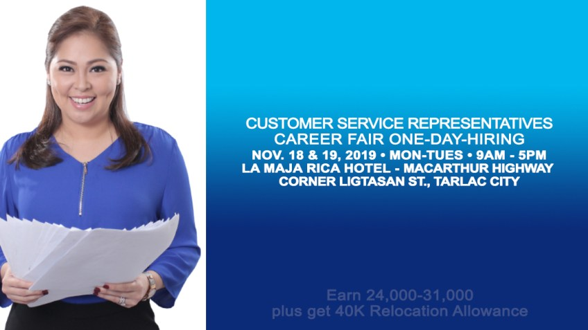 HIRING FOR CUSTOMER SERVICE REPRESENTATIVES | free Classified | Free Advertising | free classified ads